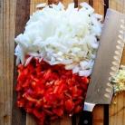 Рецепт Индейка и салат-латук