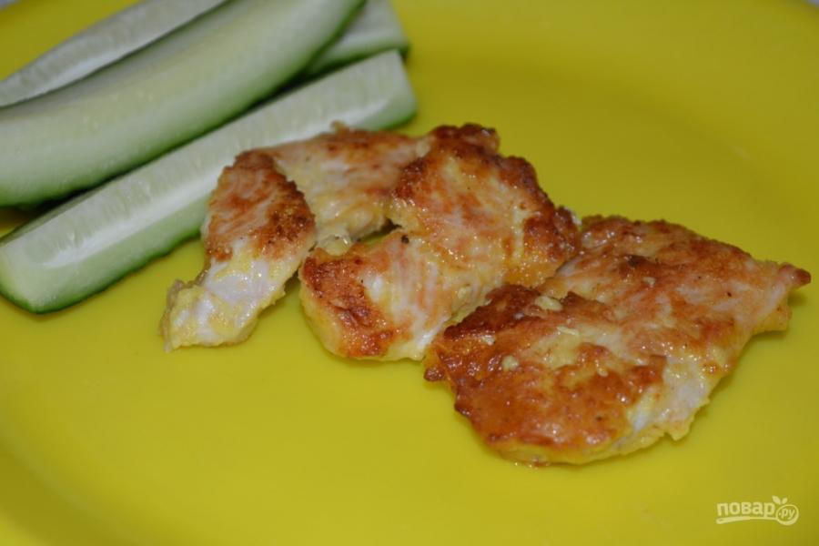 жареная куриная грудка в духовке рецепты с фото