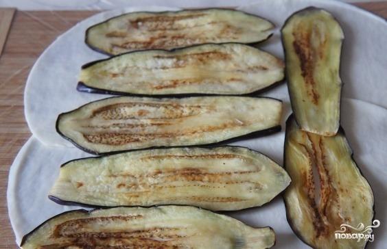 Cырные блины из сулугуни - фото шаг 6
