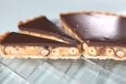 Карамельно-ореховый торт