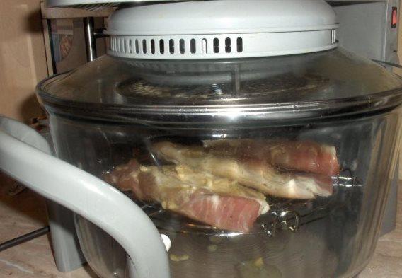 Сало с перцем и чесноком - фото шаг 4