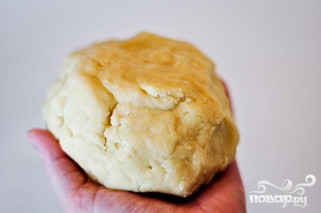 Масляное печенье с глазурью - фото шаг 3
