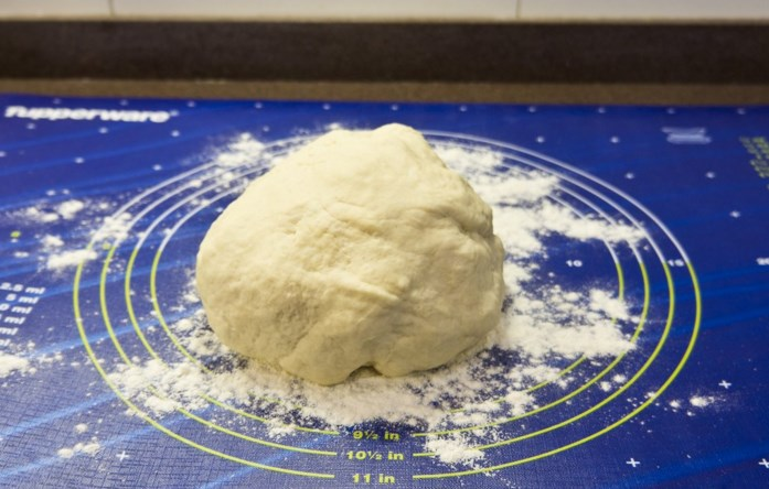 Тесто для итальянской пиццы - фото шаг 3