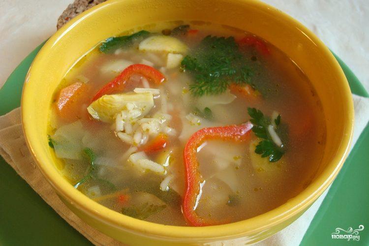 Рецепт Капустняк с рисом