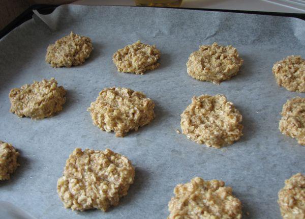 Печенье из овсяных хлопьев - фото шаг 6