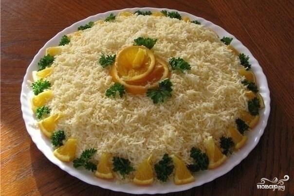 блюдо с кальмарами рецепт с фото