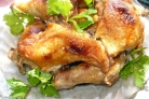 Курица кусочками в духовке