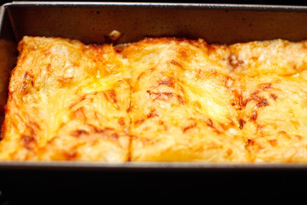 лазанья рецепт с фаршем в духовке рецепт с фото