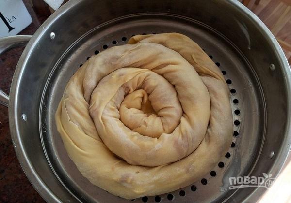 Самый вкусный ханум рецепт с пошаговым фото