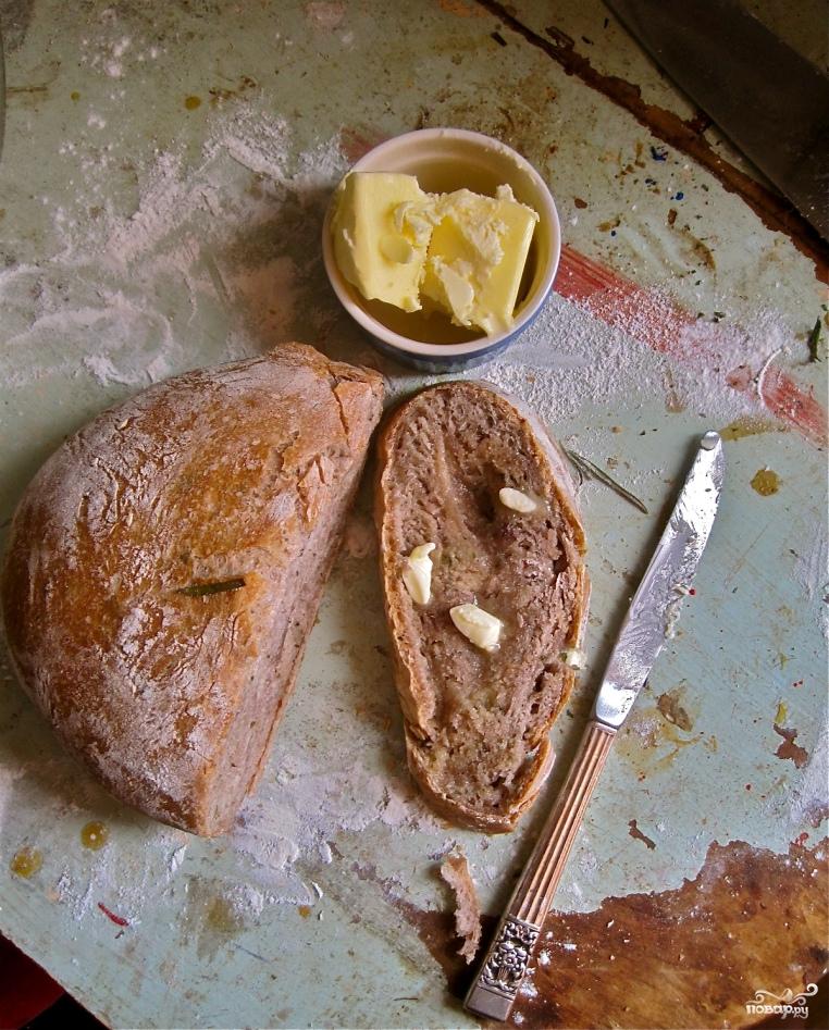 Хлеб с красным вином - фото шаг 8