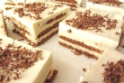 Творожный десерт без выпечки
