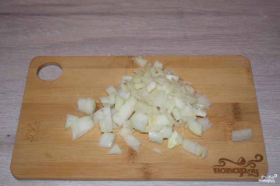 Капуста, тушенная с фасолью - фото шаг 2