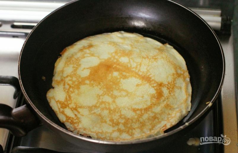 Рецепт блинов пошаговый рецепт с фото