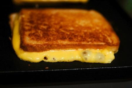 Сэндвич с сыром  - фото шаг 5