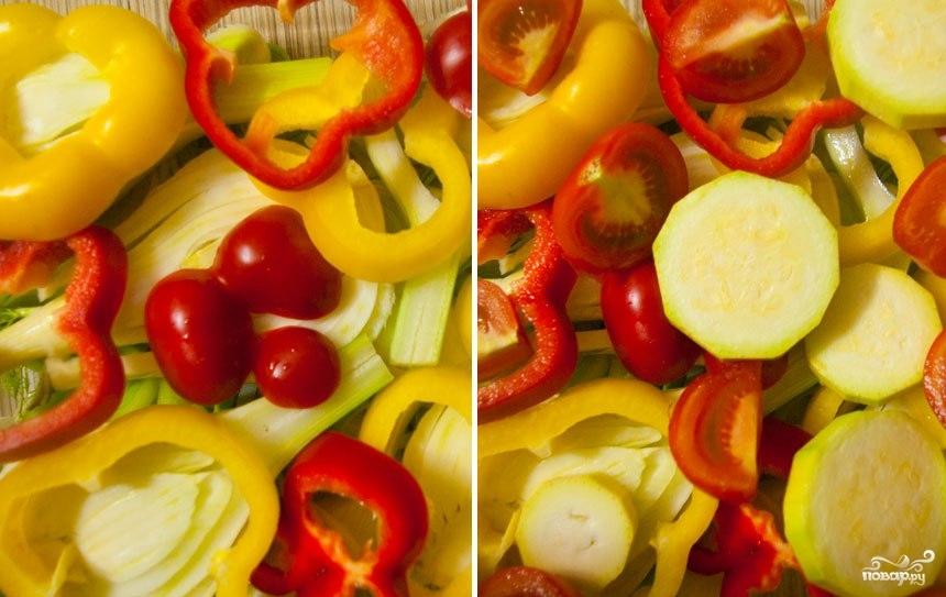 Рецепты салатов из креветок с брынзой