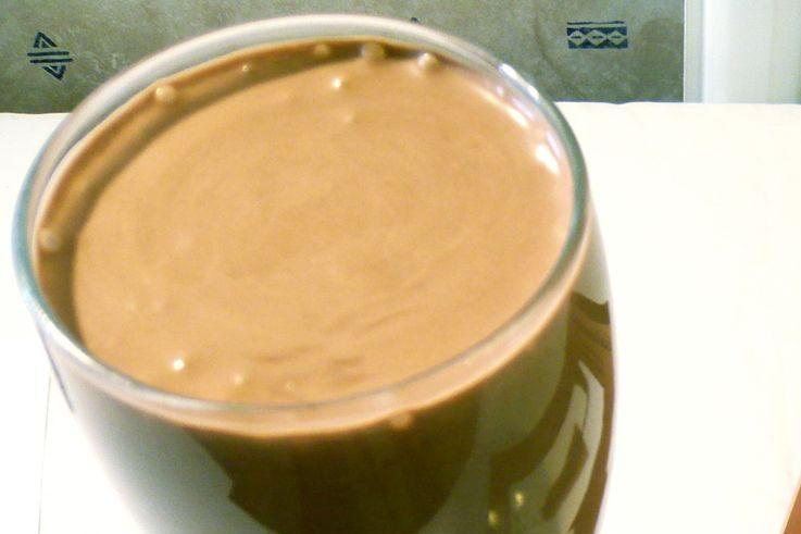 Рецепт Шоколадный коктейль