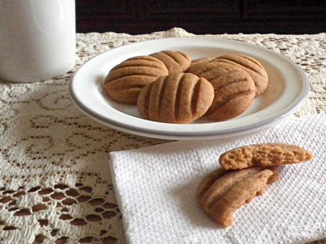Хрустящее печенье - фото шаг 8
