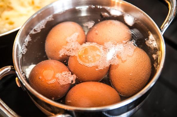 Тесто на кефире с капустой - фото шаг 8