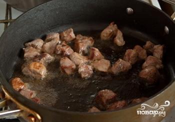 Суп с грибами и мясом - фото шаг 6
