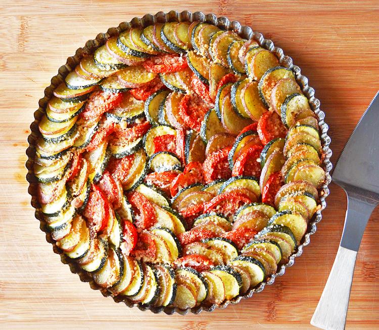кабачок в духовке с картошкой рецепты с фото