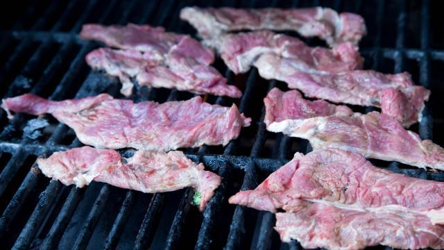 Карне асада из говядины - фото шаг 5