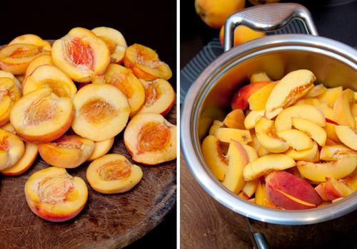 Варенье из персиков без закатки - фото шаг 2