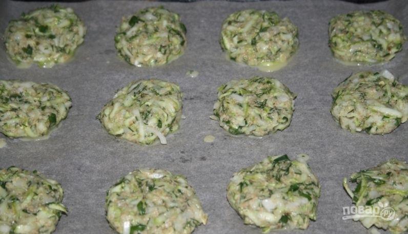оладушки из капусты в духовке рецепт с фото