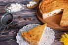 Простой творожный пирог (запеканка)