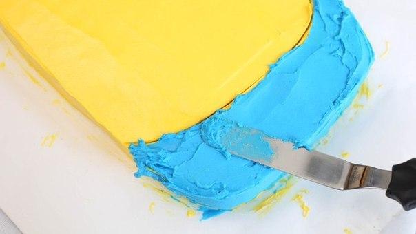 "Торт ""Миньон"" - фото шаг 3"