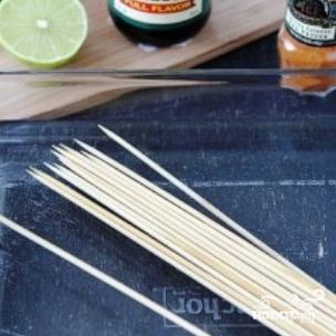Рецепт Креветки в сладко-остром соусе