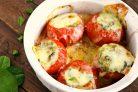 Фаршированные помидоры по-итальянски