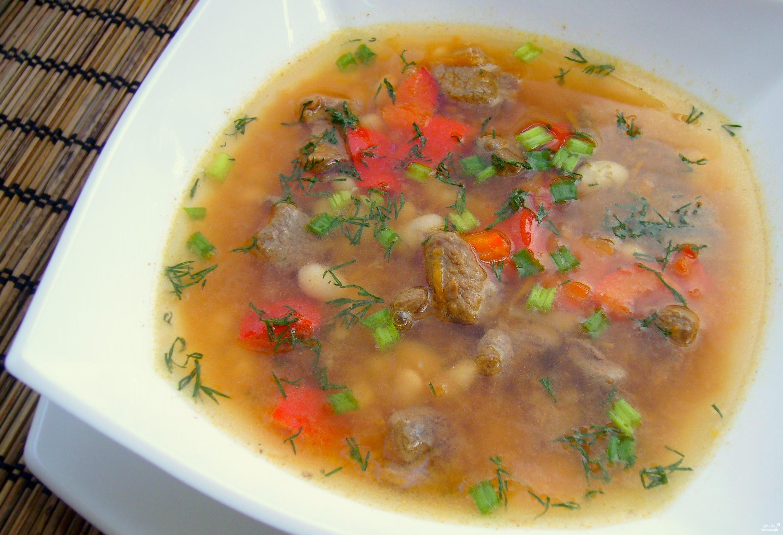 как приготовить суп из баранины рецепт с фото