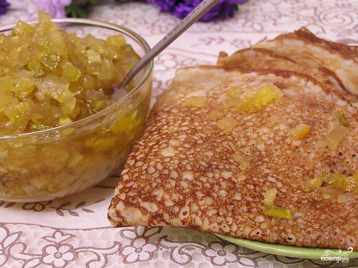 Рецепт Варенье из кабачков с бананом