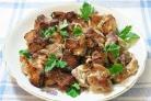 Мясо в кефире в духовке
