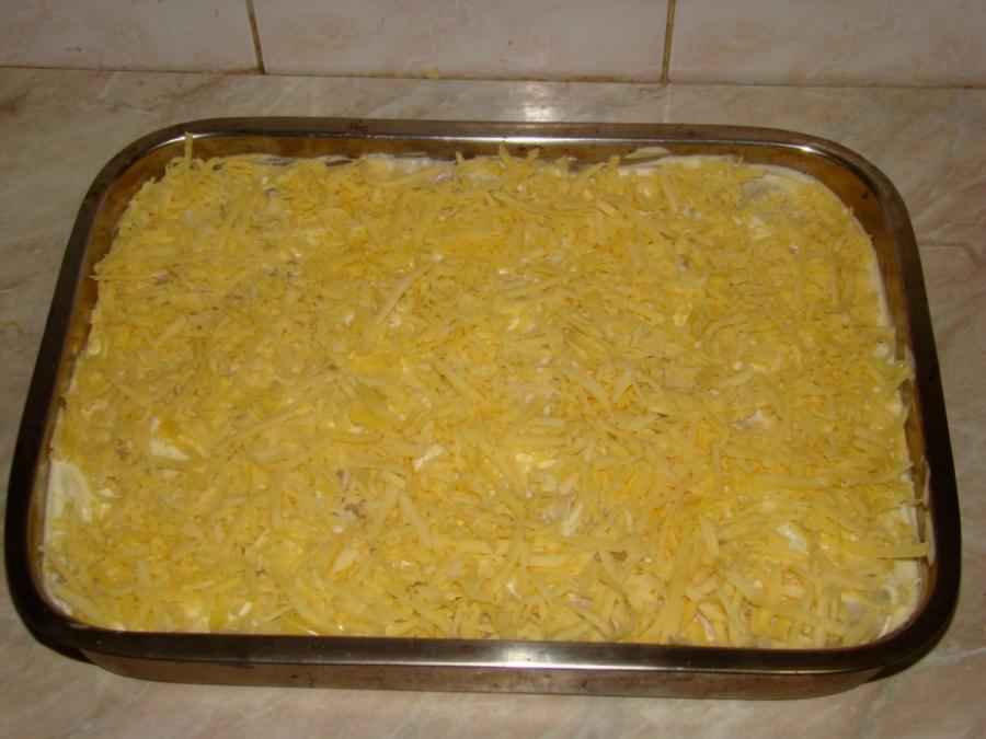 мясо с ананасом и сыром рецепт с фото