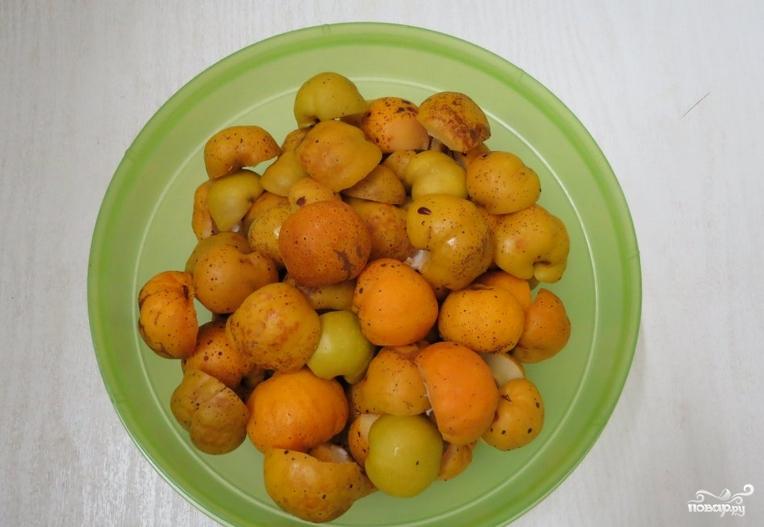 Компот из лимонника - фото шаг 1