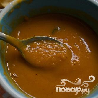 Суп из сладкого картофеля - фото шаг 6