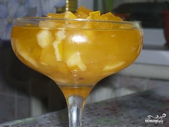Варенье из ананасовых яблок