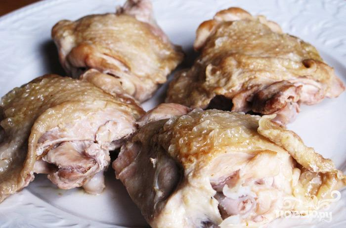 Суп с курицей и кукурузой - фото шаг 6