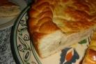 Пирог с камбалой