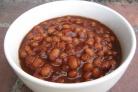 Фасоль с томатной пастой