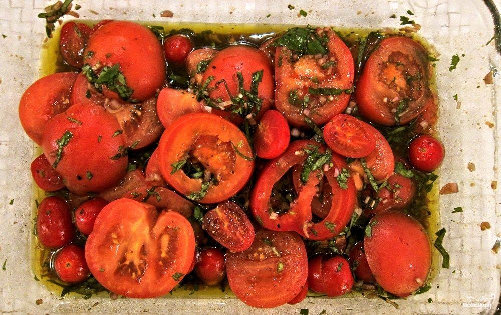 Рецепт Томатный маринад для шашлыка