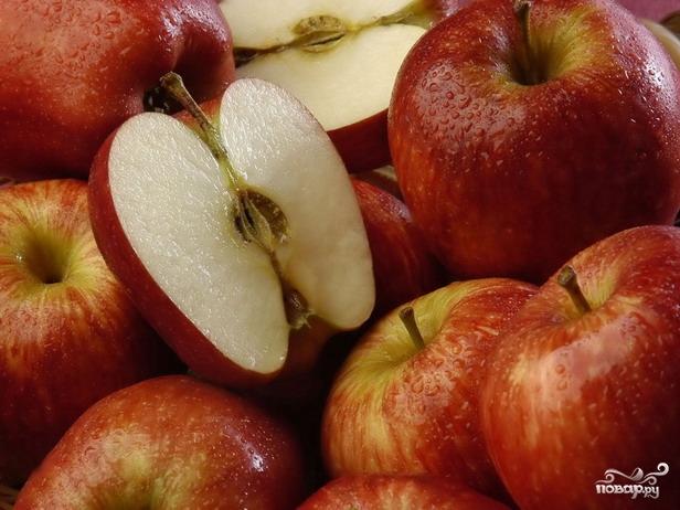 Рецепт Начинка для пирожков из яблок