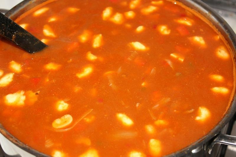 Суп-гуляш из говядины - фото шаг 23