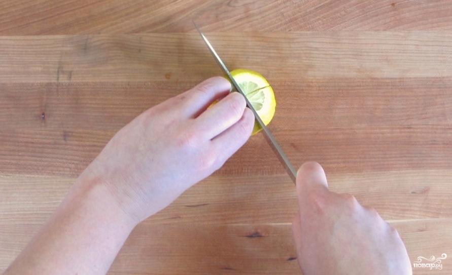 Лимоны консервированные - фото шаг 2