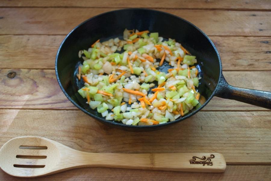 Суп с паприкой - фото шаг 3