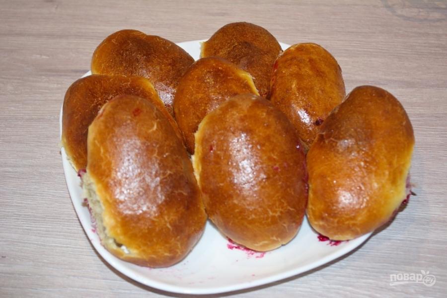 Пирожки рецепт классический пошаговый рецепт с фото