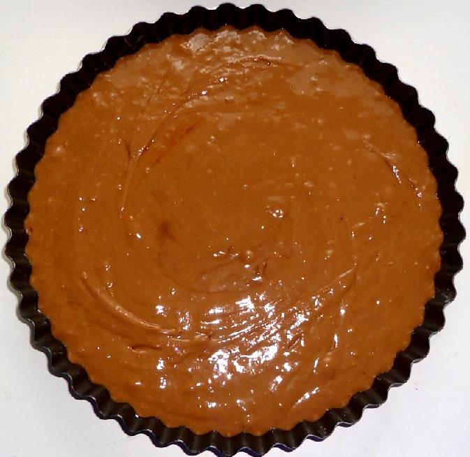 Торт Кучерявый пинчер с вишней - фото шаг 2