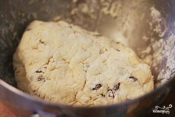 Ирландский содовый хлеб - фото шаг 3