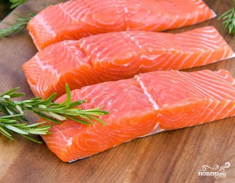 Рецепт Котлеты из фарша лосося